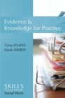 Evidence and Knowledge for Practice - Book