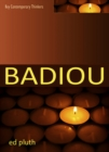 Badiou : A Philosophy of the New - eBook