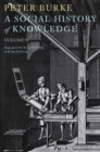A Social History of Knowledge II : From the Encyclopaedia to Wikipedia - eBook