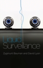 Liquid Surveillance : A Conversation - Book