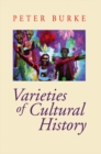 Varieties of Cultural History - eBook