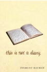 This is not a Diary - eBook
