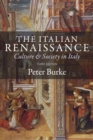 The Italian Renaissance : Culture and Society in Italy - eBook