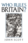 Who Rules Britain? - eBook