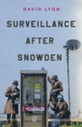 Surveillance After Snowden - eBook