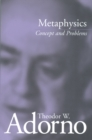Metaphysics : Concept and Problems - eBook