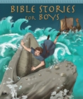 Bible Stories for Boys - Book