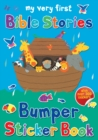 My Very First Bible Stories Bumper Sticker Book - Book