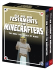 The Unofficial Old and New Testament for Minecrafters : The Bible Told Block by Block - Book