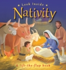 Look Inside Nativity - Book