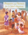 Prayers and Verses for a Child's Baptism - Book