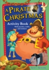 A Pirate Christmas Activity Book - Book