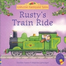 Rusty's Train Ride - Book