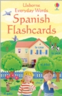 Everyday Words In Spanish Sticker Book - Book
