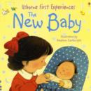 Usborne First Experiences The New Baby - Book