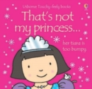 That's not my princess... - Book