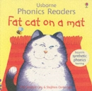 Fat Cat On A Mat Phonics Reader - Book