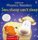 Sam Sheep Can't Sleep Phonics Reader - Book