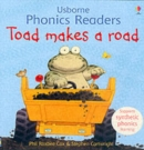 Toad Makes A Road Phonics Reader - Book