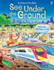 See Inside Under the Ground - Book