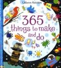 365 things to make and do - Book