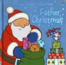 Father Christmas Sparkly Touchy-Feely - Book