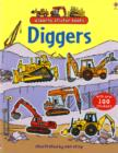 First Sticker Book Diggers - Book