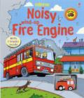 Noisy Wind-Up Fire Engine - Book