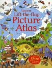 Lift the Flap Picture Atlas - Book