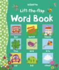 Lift the Flap Word Book - Book