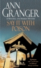 Say it with Poison (Mitchell & Markby 1) : A classic English country crime novel of murder and blackmail - Book