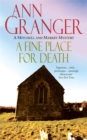 A Fine Place for Death (Mitchell & Markby 6) : A compelling Cotswold village crime novel of murder and intrigue - Book
