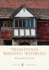 Traditional Building Materials - Book