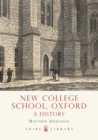 New College School, Oxford : A History - eBook