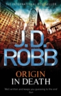 Origin In Death - eBook
