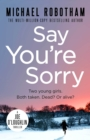 Say You're Sorry - eBook
