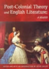Post-colonial Theory and English Literature : A Reader - Book