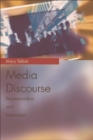 Media Discourse: Representation and Interaction : Representation and Interaction - eBook