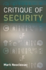 Critique of Security - eBook