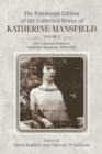 The Collected Fiction of Katherine Mansfield, 1916-1922 : Edinburgh Edition of the Collected Works, volume 2 - Book