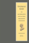 Thomas Reid on Mathematics and Natural Philosophy - Book