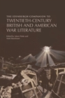 The Edinburgh Companion to Twentieth-Century British and American War Literature - eBook