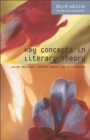 Key Concepts in Literary Theory - eBook
