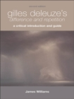Gilles Deleuze's Difference and Repetition : A Critical Introduction and Guide - eBook