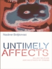 Untimely Affects : Gilles Deleuze and an Ethics of Cinema - eBook