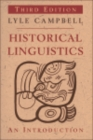 Historical Linguistics : An Introduction - eBook