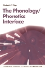 The Phonetics/Phonology Interface - Book