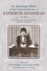 The Poetry and Critical Writings of Katherine Mansfield - Book