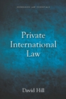 Private International Law - eBook