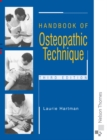 Handbook of Osteopathic Technique Third Edition - Book